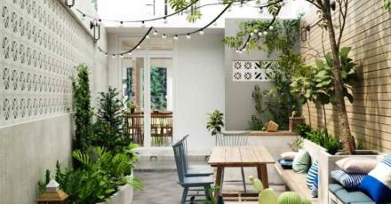 Công ty thiết kế nội thất quán cafe tại TPHCM