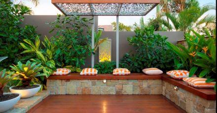 15 gợi ý mái che sân vườn dễ làm mà đẹp giúp bạn khỏi lo nắng mưa