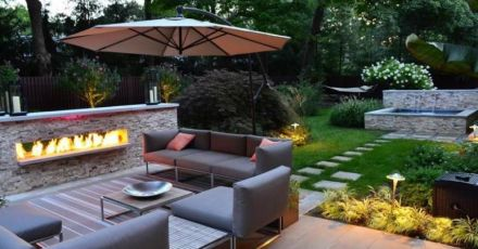 17 khu vườn nhỏ xinh đẹp tận dụng mọi góc nhà