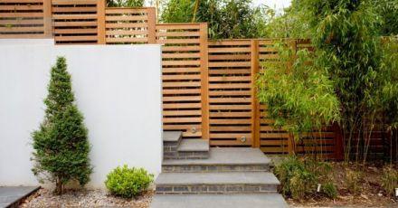 16 thiết kế hàng rào cực đẹp dành cho sân vườn nhà bạn
