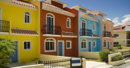 18 màu sơn và cách kết hợp cho mặt tiền ngôi nhà của bạn