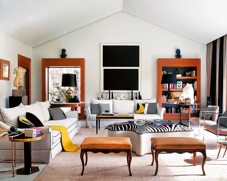 Thiết kế kiến trúc và nội thất phong cách chiết trung - đi  tìm cái cân bằng trong sự ngẫu hứng