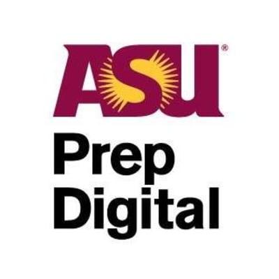 ASU Prep Digital logo
