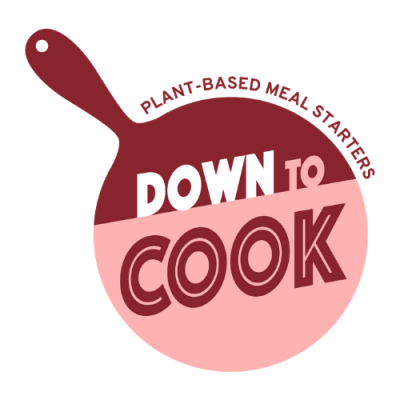 Down to Cook logo