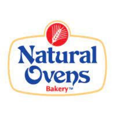 Alpha Baking's Natural Ovens logo