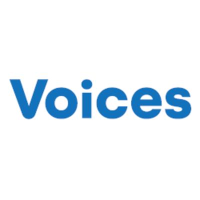 Voices Inc. logo
