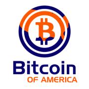Bitcoin of America logo