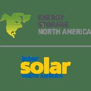 Intersolar North America & Energy Storage North America logo