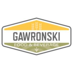 Gawronski Food & Beverage logo