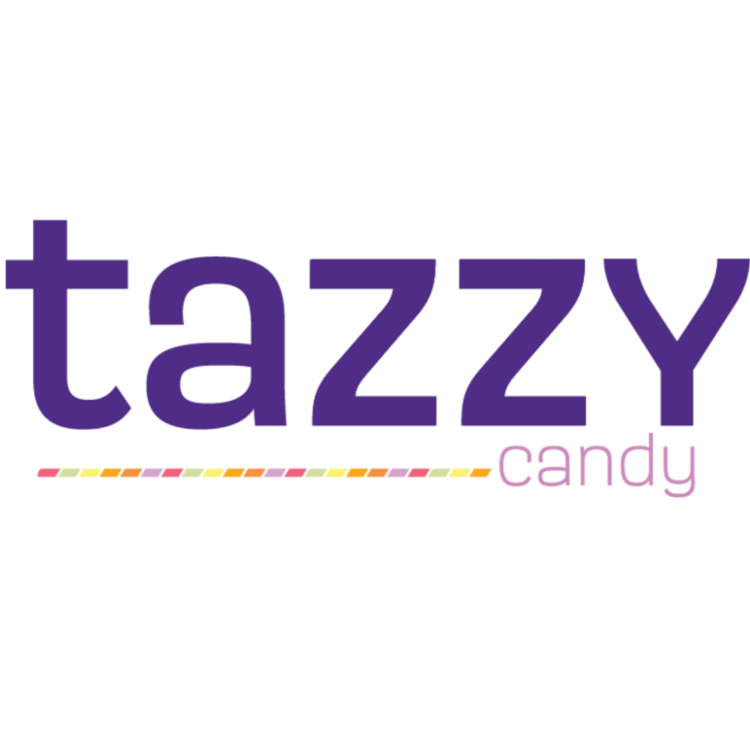 Tazzy Candy logo