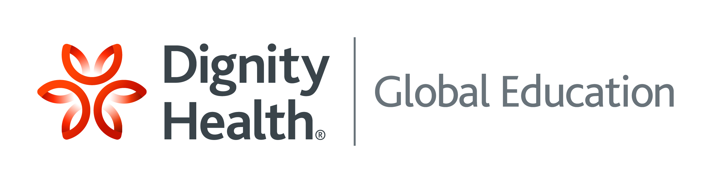 Dignity Health Global Education (DHGE) header image