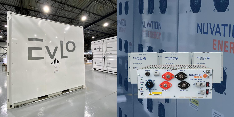 EVLO Energy Storage header image