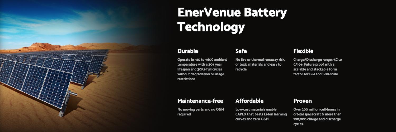 EnerVenue header image
