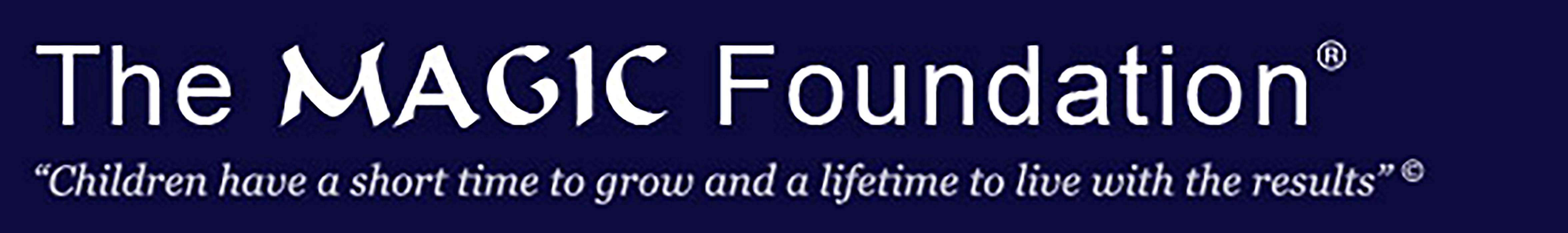 The MAGIC Foundation header image