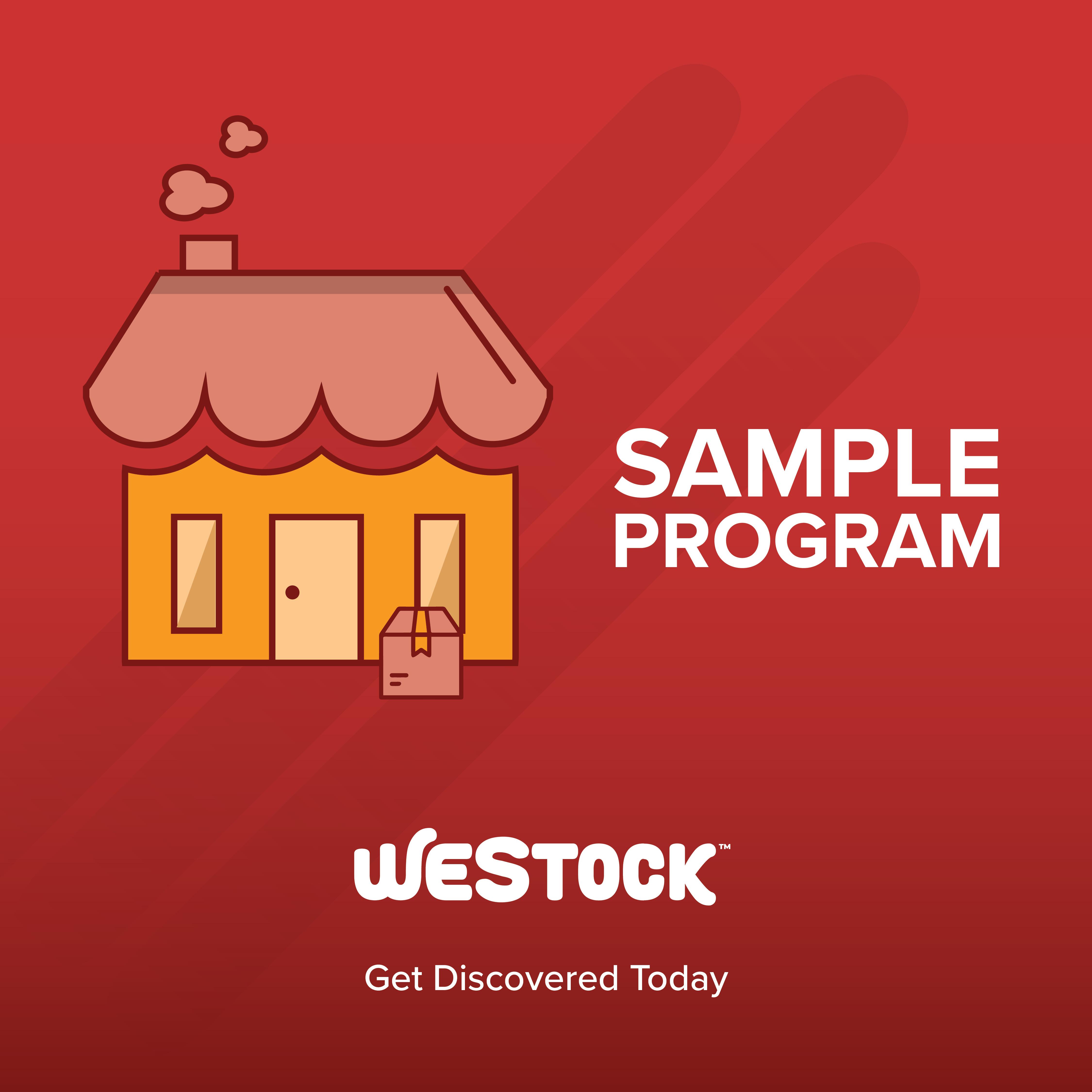 WeStock header image