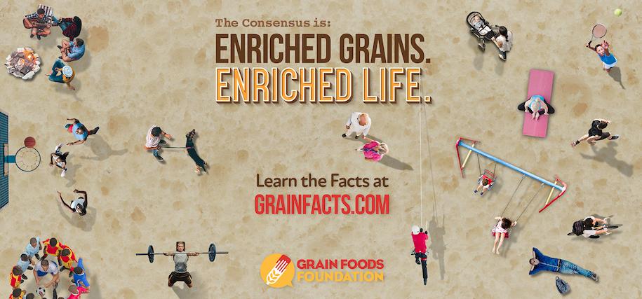 Grain Foods Foundation header image