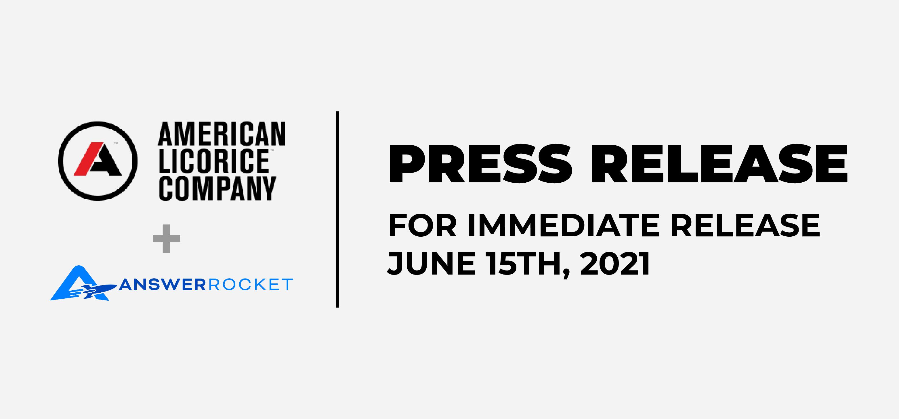 American Licorice Company header image