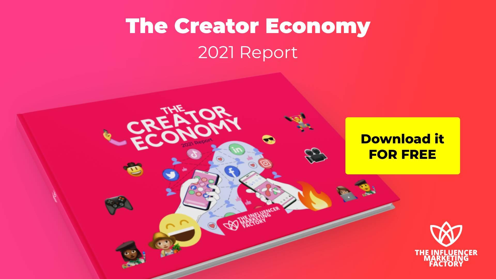 The Influencer Marketing Factory header image
