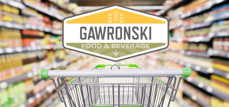Gawronski Food & Beverage header image