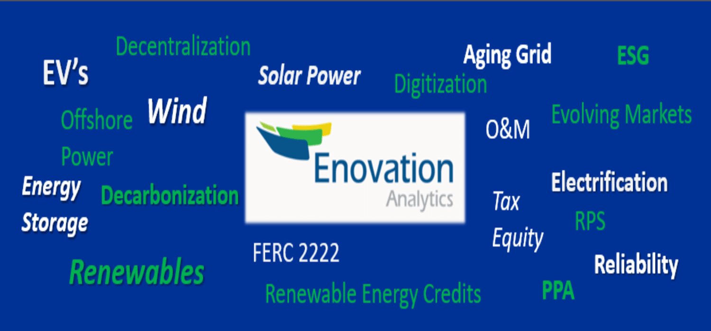 Enovation Analytics, L.L.C. header image