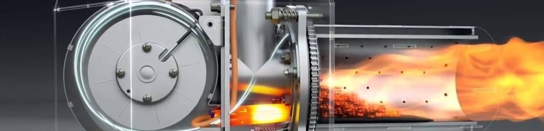 Обзор газовых горелок для котлов