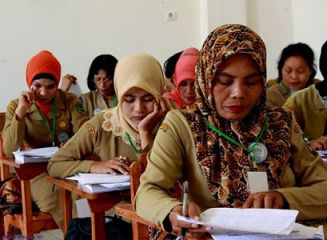 Pengumuman Hasil Ujian Dinas Tingkat I dan II di Lingkungan Pemerintah Provinsi Kalimantan Tengah tahun 2019