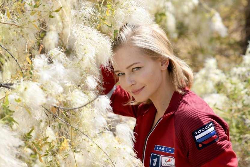 Юлия Пересильд с борта МСК обратилась к участницам III Евразийского женского форума