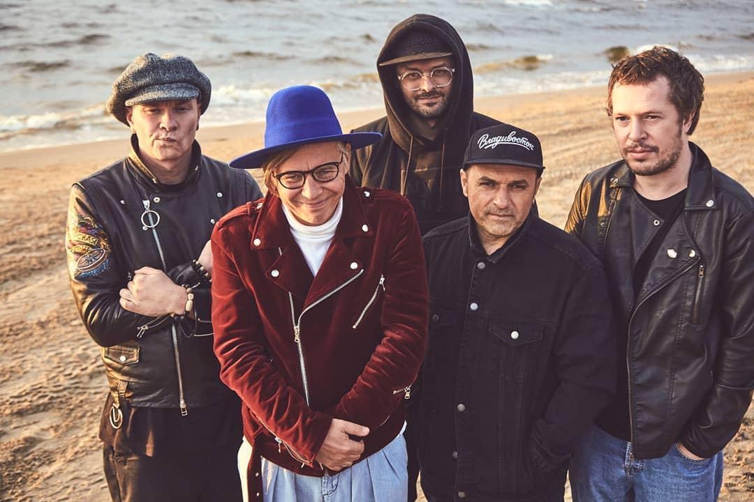 Группа «Мумий Тролль» показала новую версию песни «Страху нет» (музыканты исполнили ее со своими детьми)