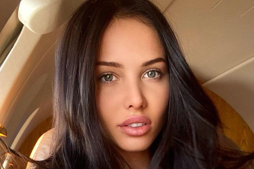 Анастасия Решетова увезла сына из России