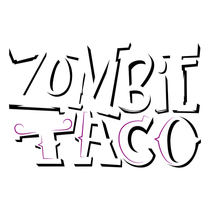 Zombie Taco logo