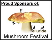 telluride mushroom festival