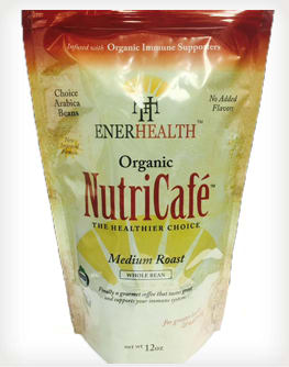 Nutricafe Organic Immune Support Ganoderma Coffee