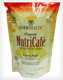 Nutricafe Organic Performance Ganoderma Coffee