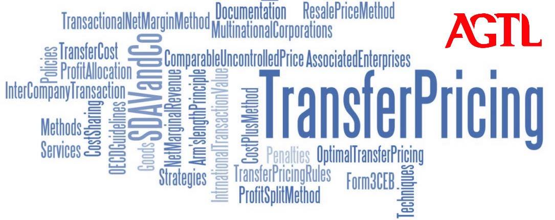 agtl tco5 - Трансфертное ценообразование ТЦО