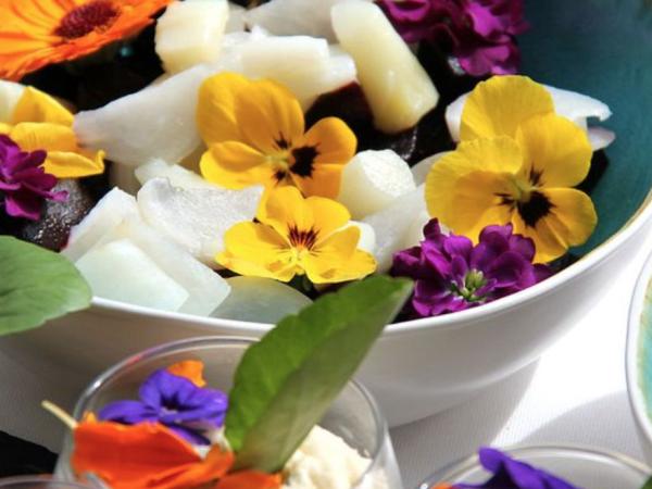 team-building-atelier-degustation-de-fleurs-comestibles-a-paris-en-equipe