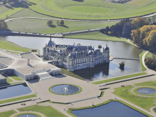 Team-Building-team-building-jeu-de-piste-au-chateau-de-chantilly-entre-collegues