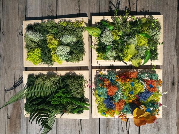 Team-Building-Atelier-creation-oeuvre-et-tableau-vegetal-en-entreprise-a-Paris