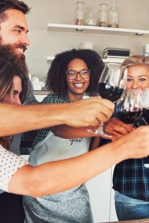 Team building vin à Paris