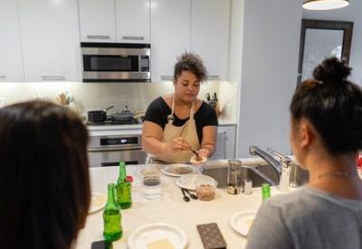 Cours de cuisine à paris 15 ème arrondissement