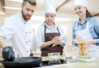 Cours de cuisine à paris 2 ème arrondissement