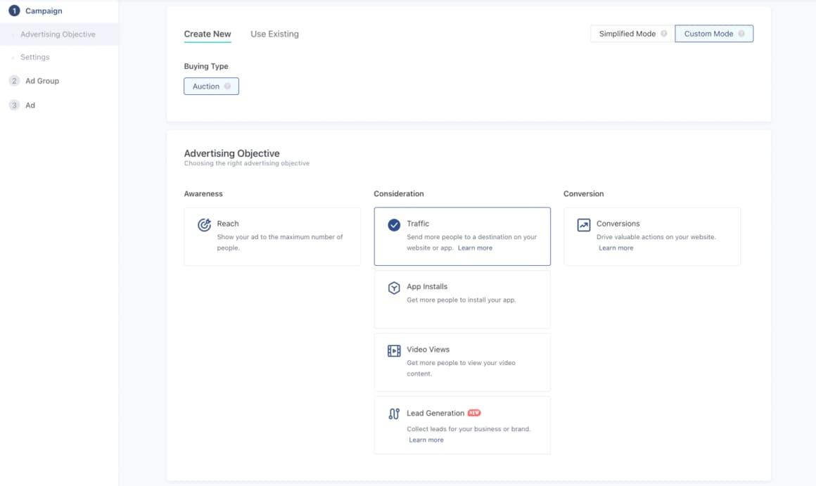Optimalizace TikTok reklamy má podobné možnosti jako na jiných sociálních sítích. Samozřejmě zde zatím chybí engagement optimalizace, případně optimalizace na generování lajků vaší stránky, ale dá se očekávat, že co nevidět tyto optimalizace dorazí, aby vám pomohly s interakcemi u vašich příspěvků.