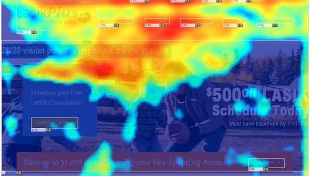 Heatmapy jsou skvělým nástrojem a doporučuji ho využívat, mají jediné úskalí, a to málo dat. Pokud na vaši LP chodí jednotky uživatelů, pak vám data moc neřeknou, potřebujete alespoň stovky, spíše tisíce dat.