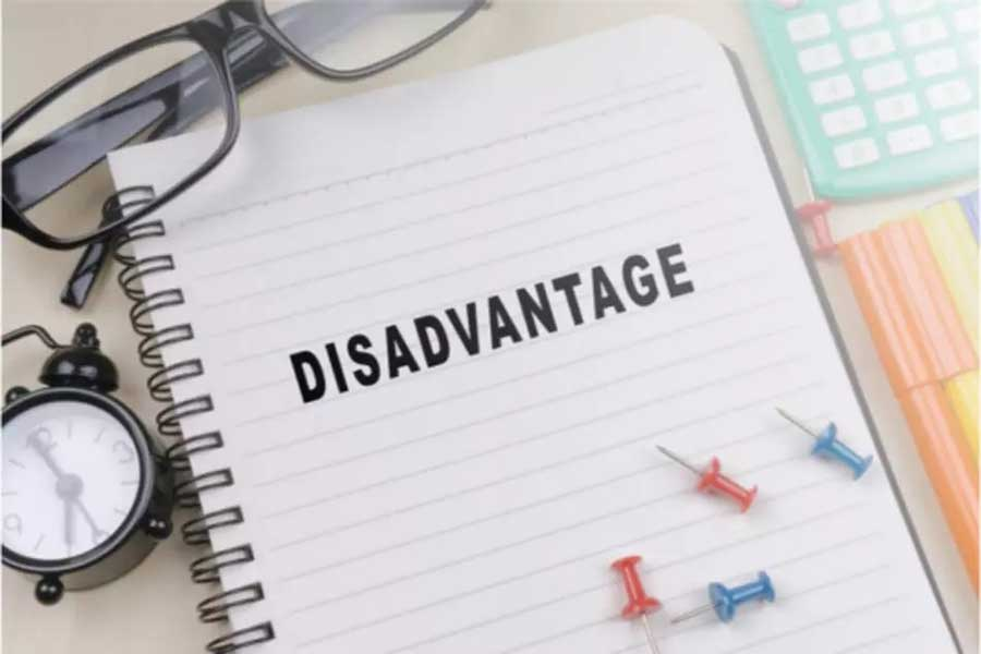 disadvantages of private tuition