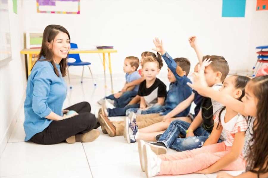 teacher to students ratio