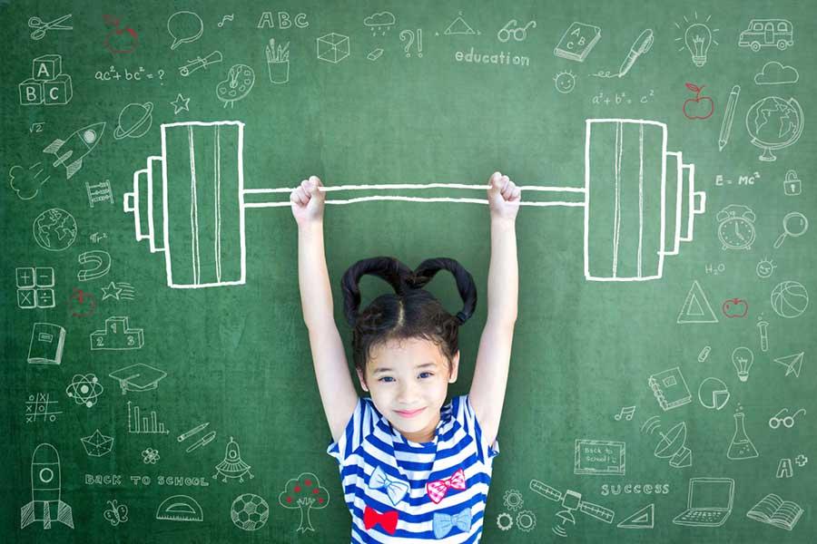 empowering girls image