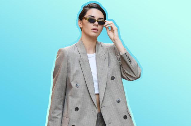 Как носить оверсайз-пиджак и выглядеть стильно? Советы стилистов на PEOPLETALK