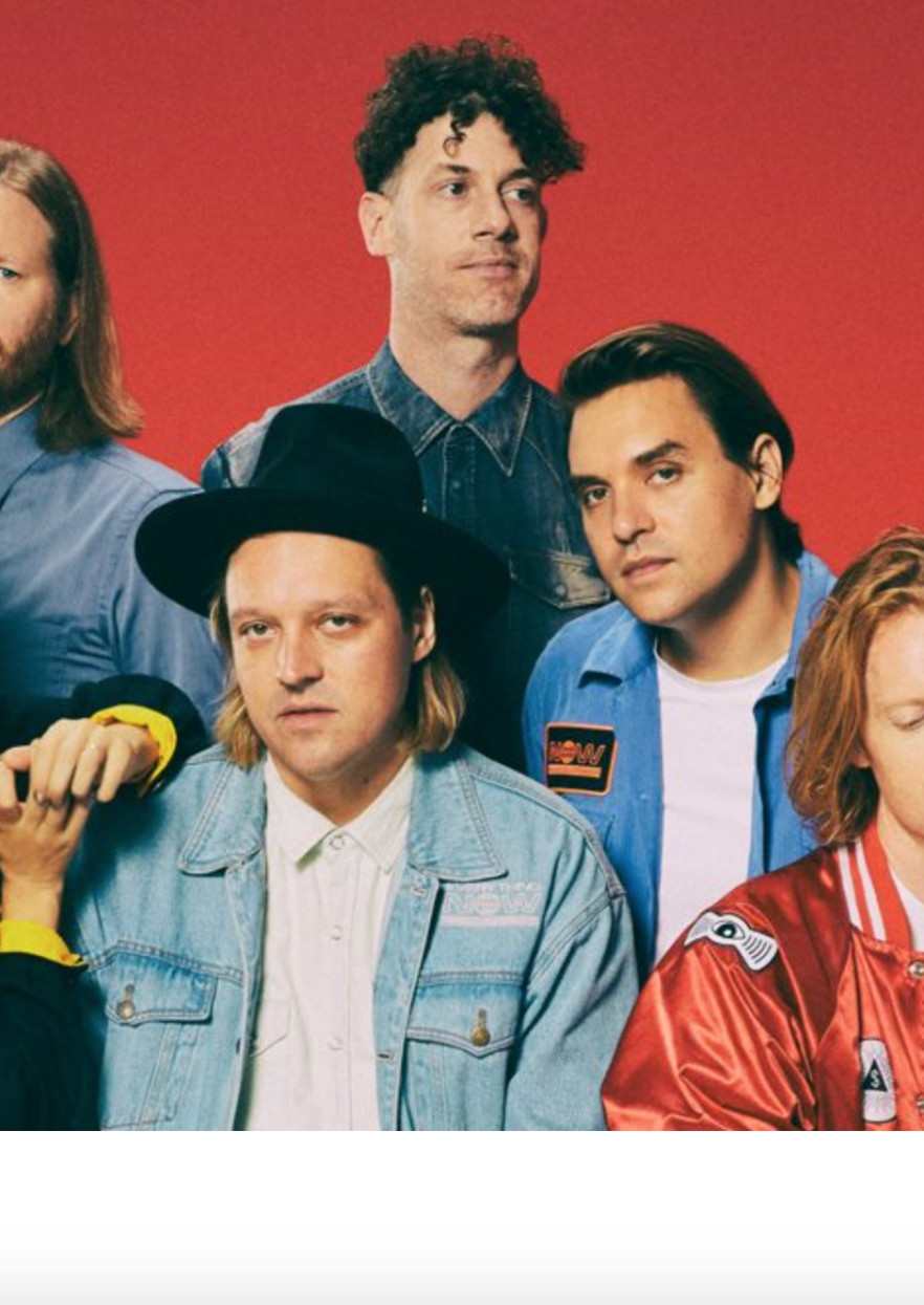Arcade Fire - 2nd show added at The Greek Theatre (Berkeley)