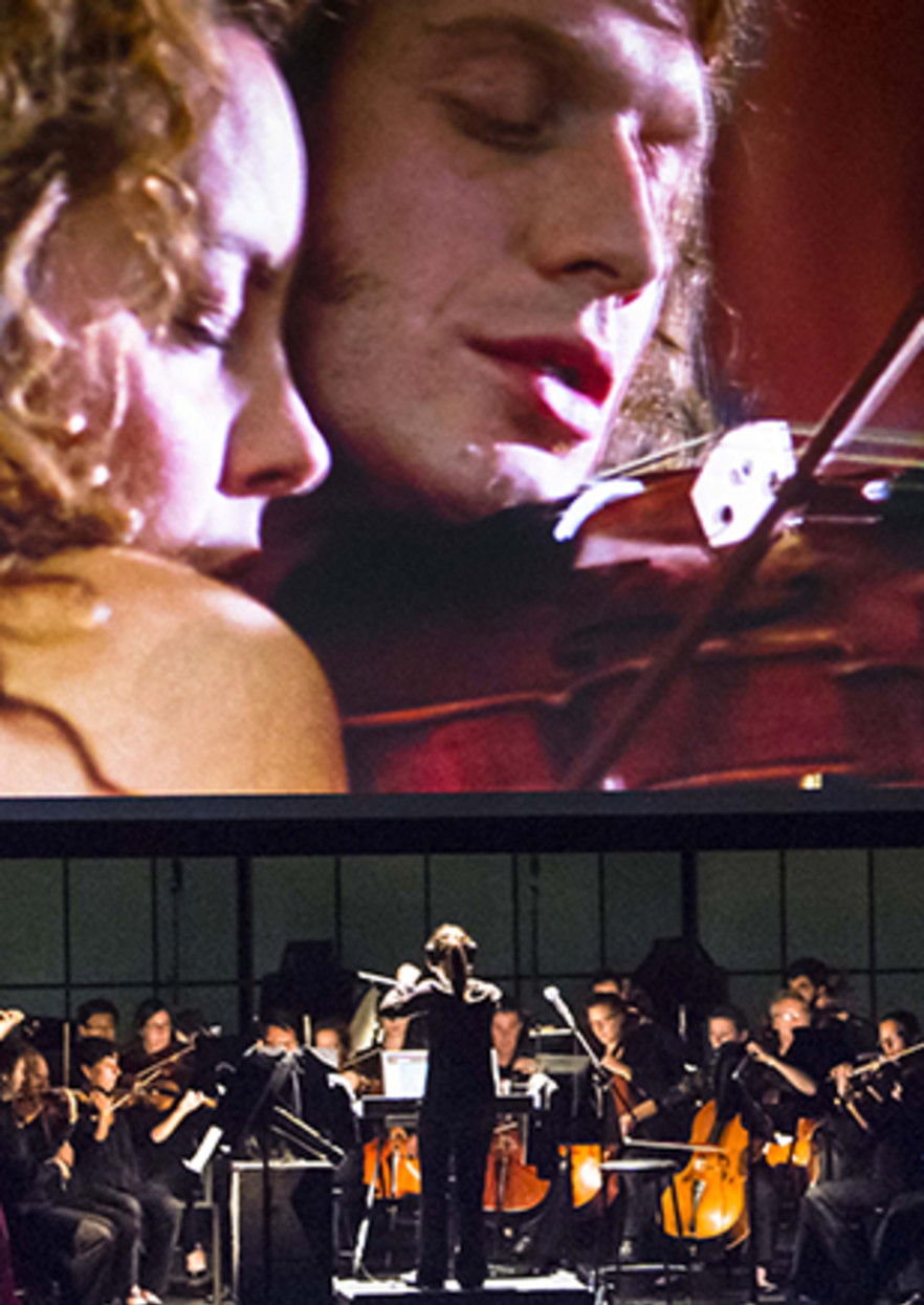 The Red Violin screening with live score