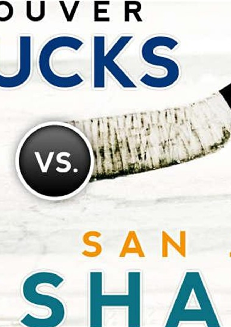 Jan 29th: Canucks vs. Sharks (San Jose)