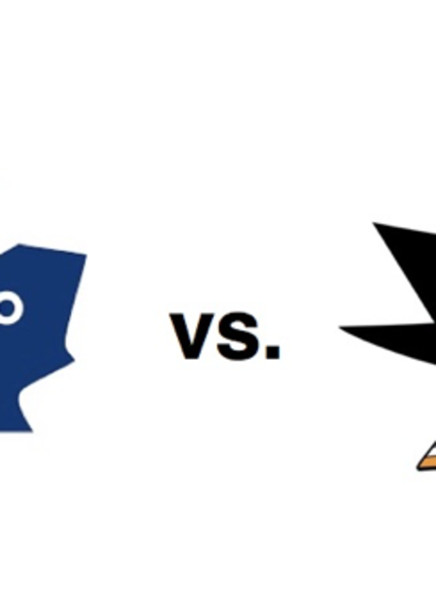 Toronto Maple Leafs at San Jose Sharks
